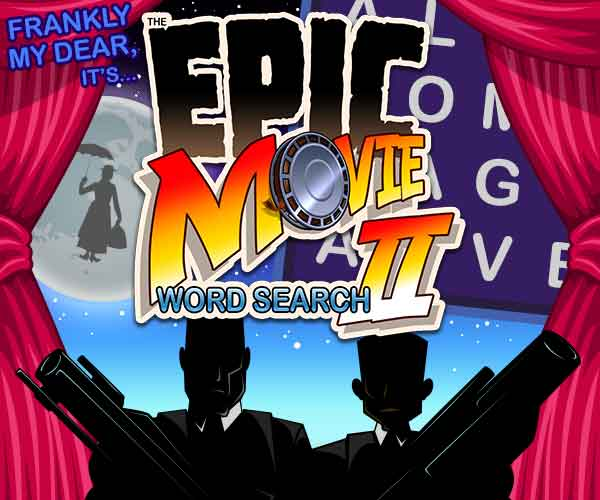 Epic Movie Word Search II