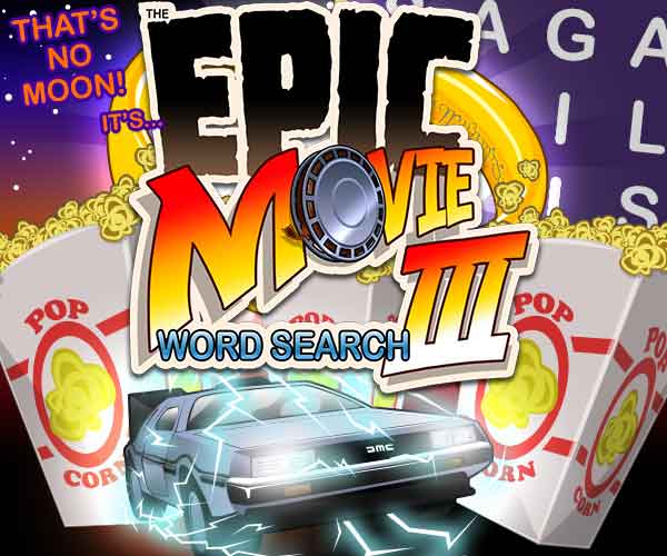 Epic Movie Word Search III